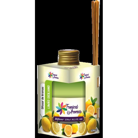 Difusor Caixinha Limão Siciliano 250 ml