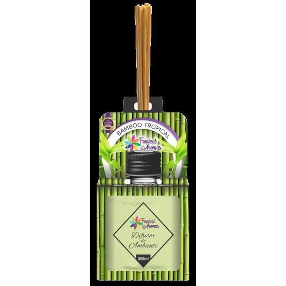 Difusor Aromas do Brasil Bambu